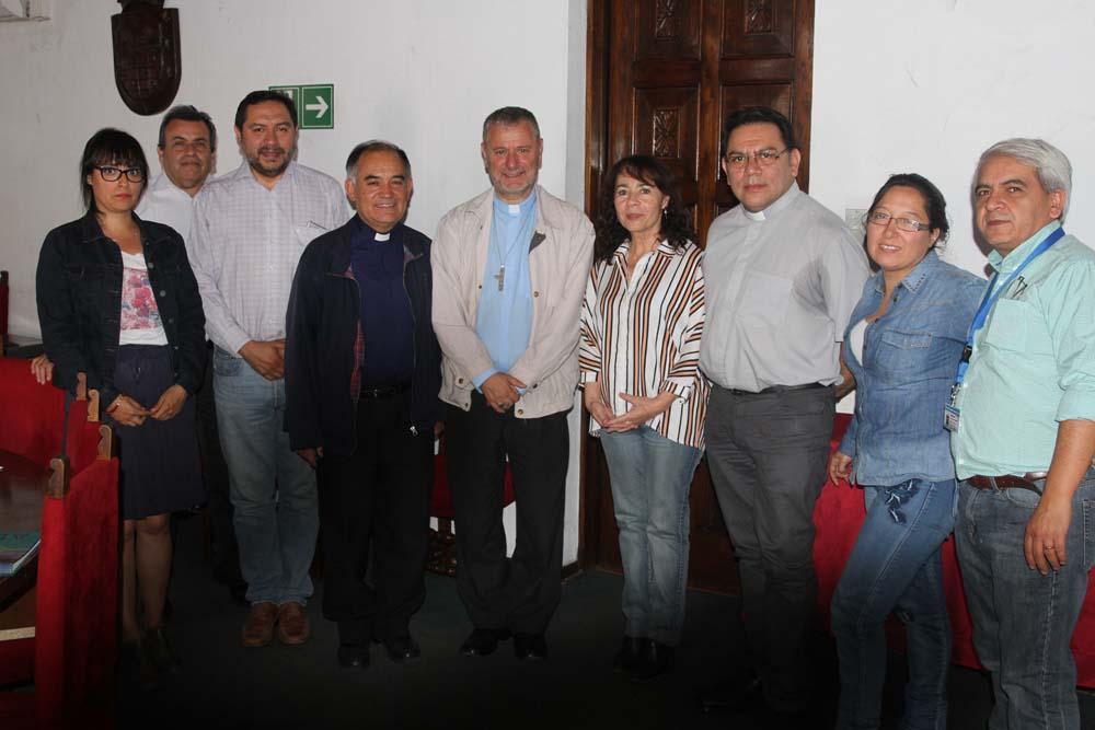Municipio y Arzobispado inician propuestas para proteger el Santuario de Lourdes y sus inmediaciones.