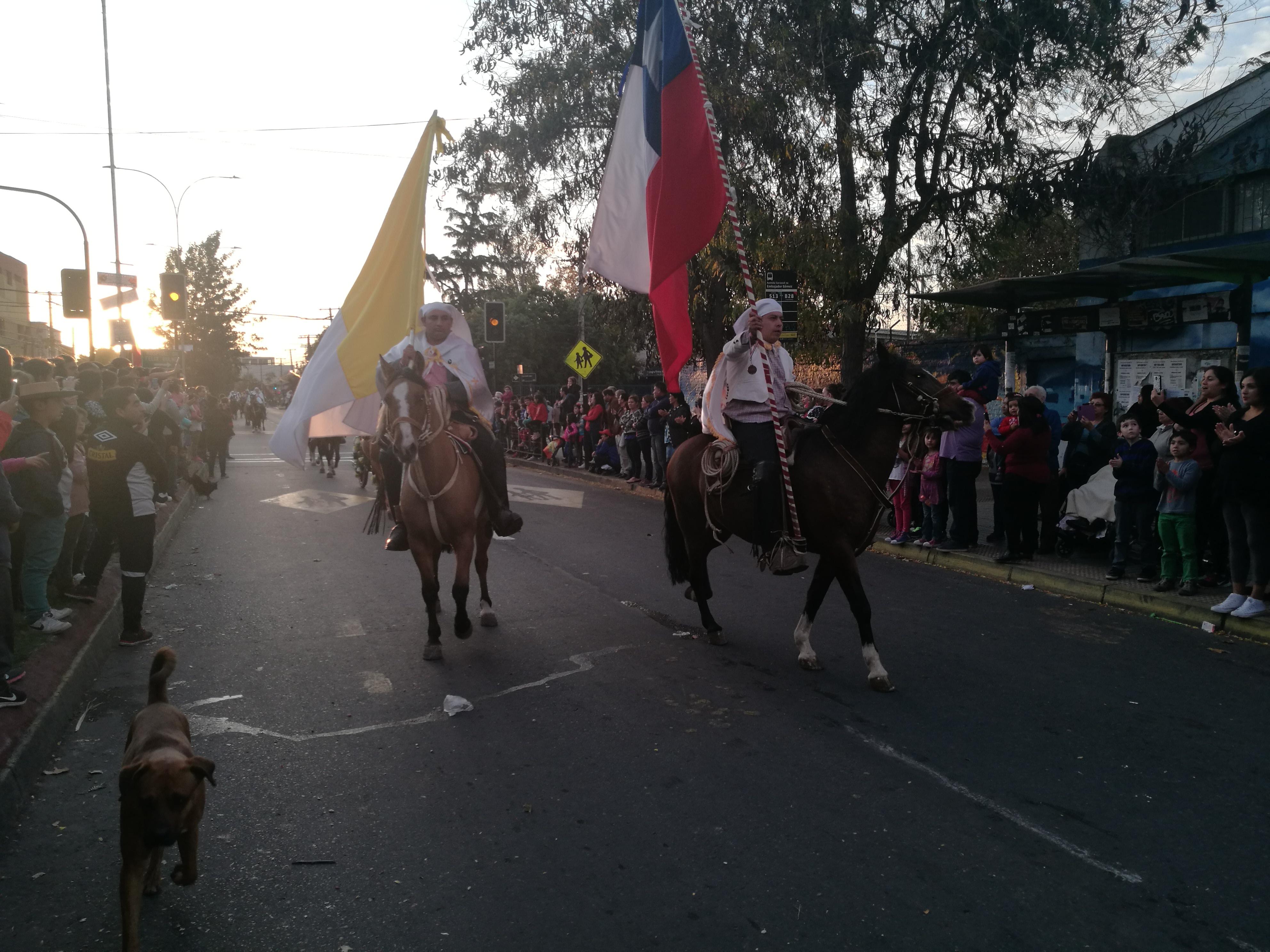 Con bailes y mucha devoción, se realizó tradicional fiesta del Cuasimodo