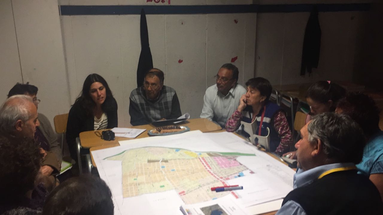 Finaliza cuarta jornada participativa del nuevo Plan Regulador