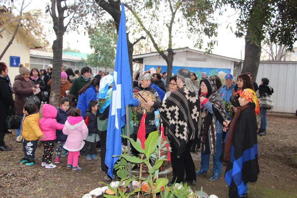 Con rogativa Quinta Normal celebra Año Nuevo Mapuche
