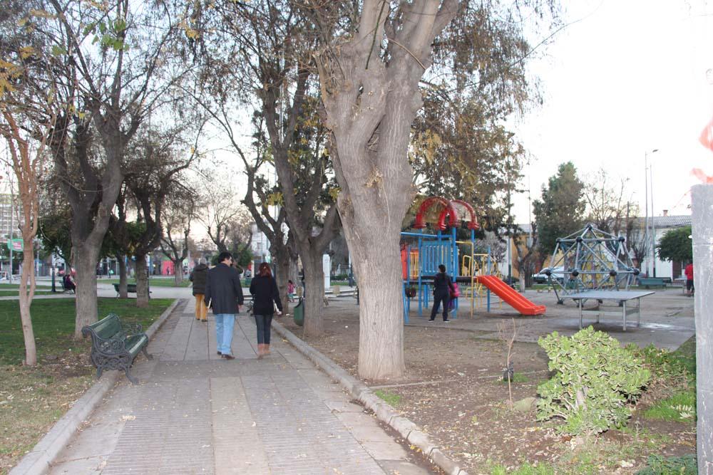 Visita técnica a Zonas que tendrán WI-FI gratis en la comuna