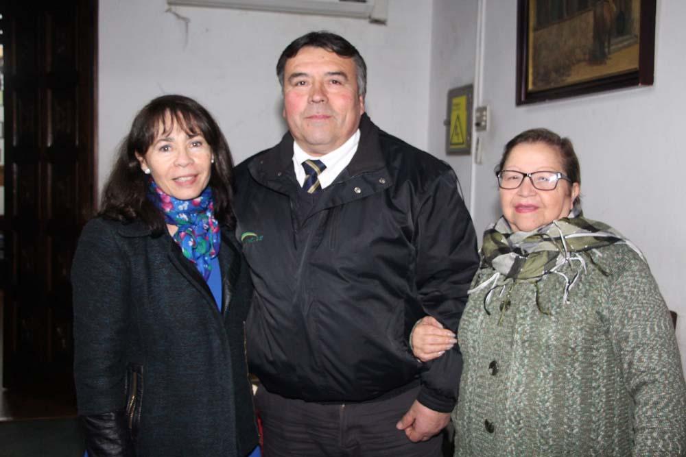 Dirigente social Francisco Robles es el nuevo vicepresidente del COSOC