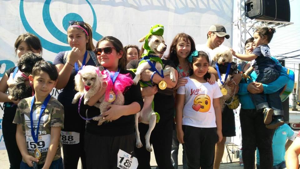 Exitosa Cormudog congregó a cientos de quintanormalinos y sus mascotas