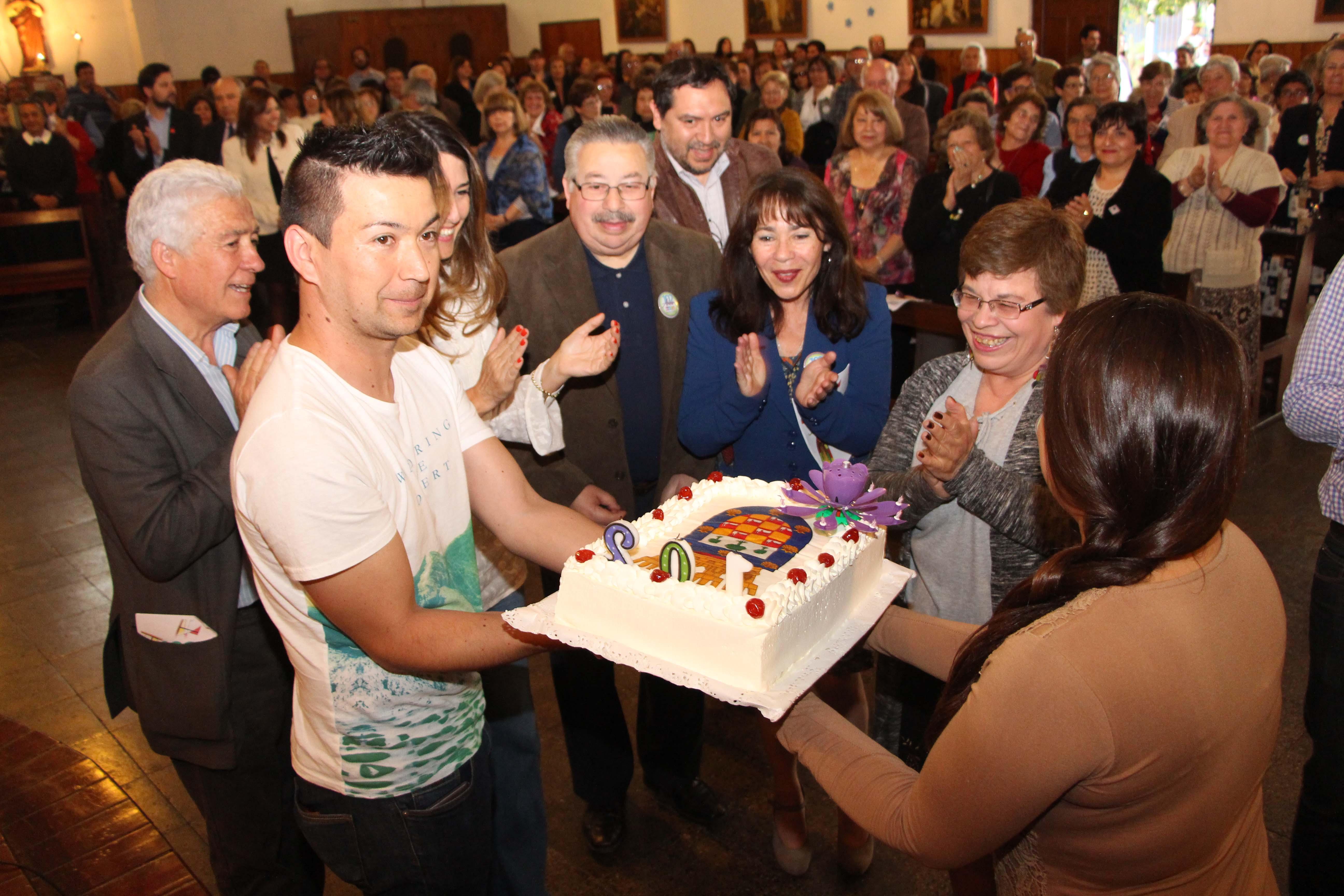 Quinta Normal celebró un nuevo aniversario comunal