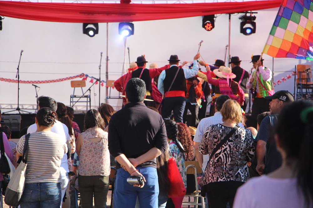 Fiesta Costumbrista llenó de folclor la Casona Dubois