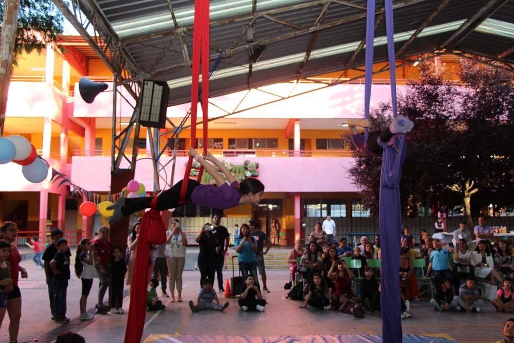 Niños dan muestra de su talento en cierre del Programa De 4 a 7