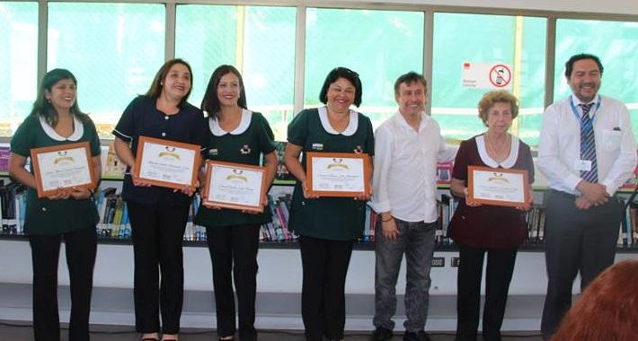 Municipio reconoce labor de tías de los jardines