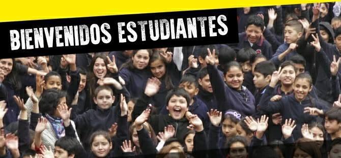 Red de Educación Municipal da la Bienvenida a los Estudiantes