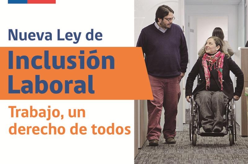 Quinta Normal fomenta la inclusión de personas con capacidades diferentes