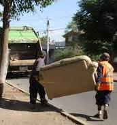 Municipio retiró 323 toneladas de cachureos y cerca de 12 mil de escombros el año pasado