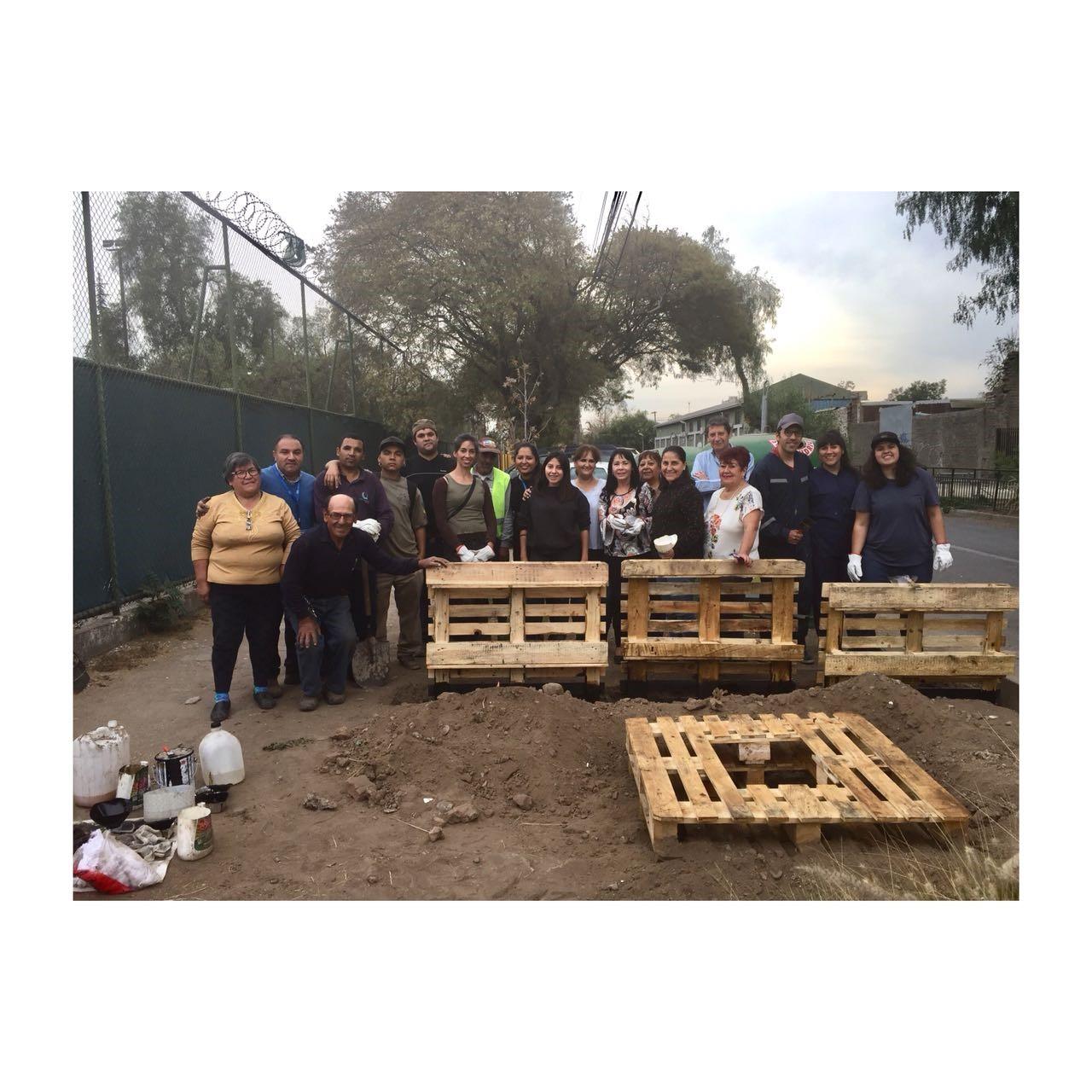 Lanzamiento proyecto reciclaje inclusivo