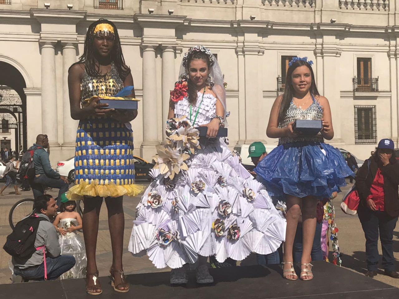 Escuela Calicanto logra segundo lugar en concurso de reciclaje regional
