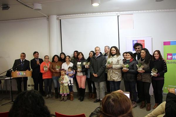 Ceremonia de inicio y egreso Programa Mujeres Jefas de Hogar