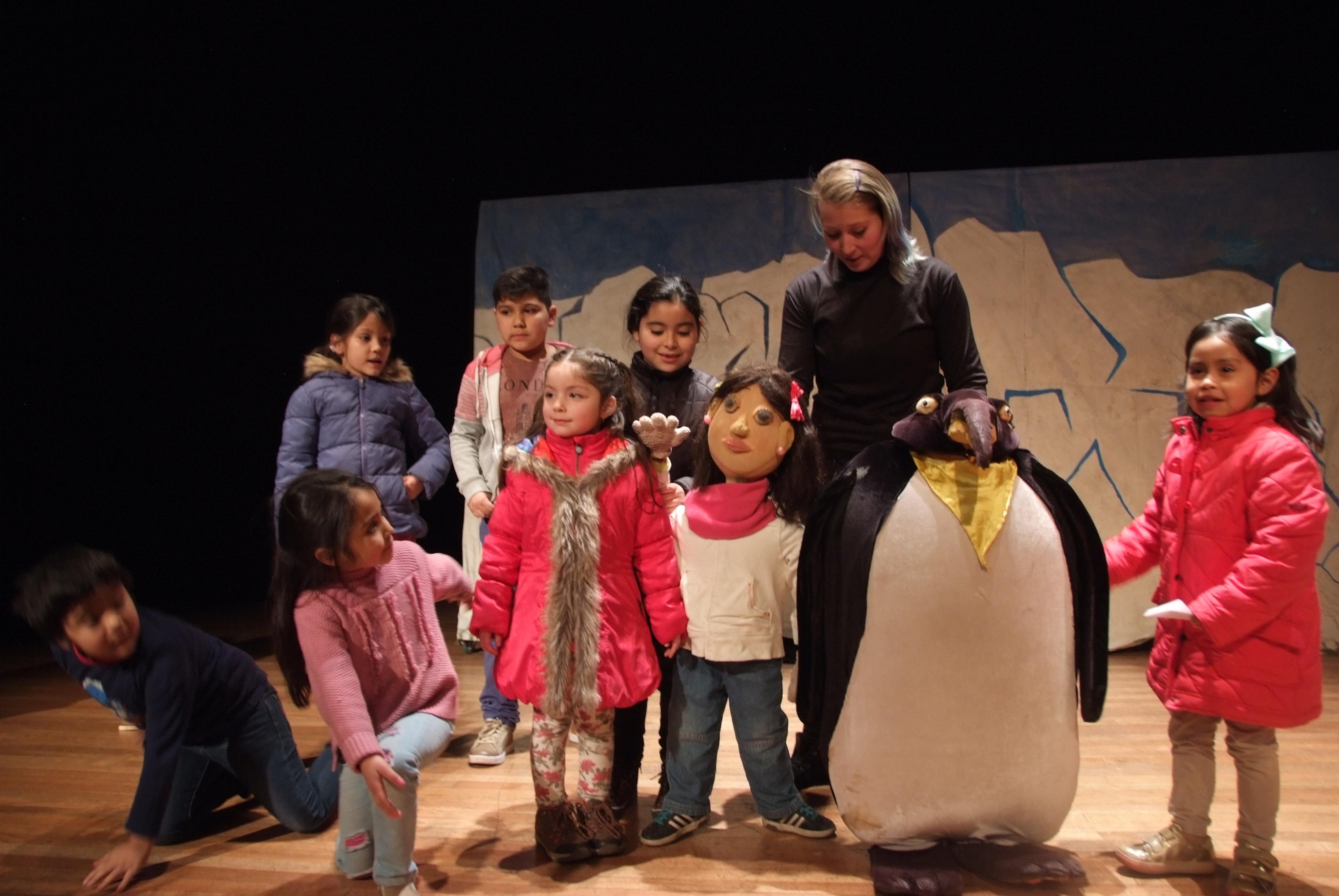 Cientos de niñ@s y sus familias disfrutaron Vacaciones Entretenidas