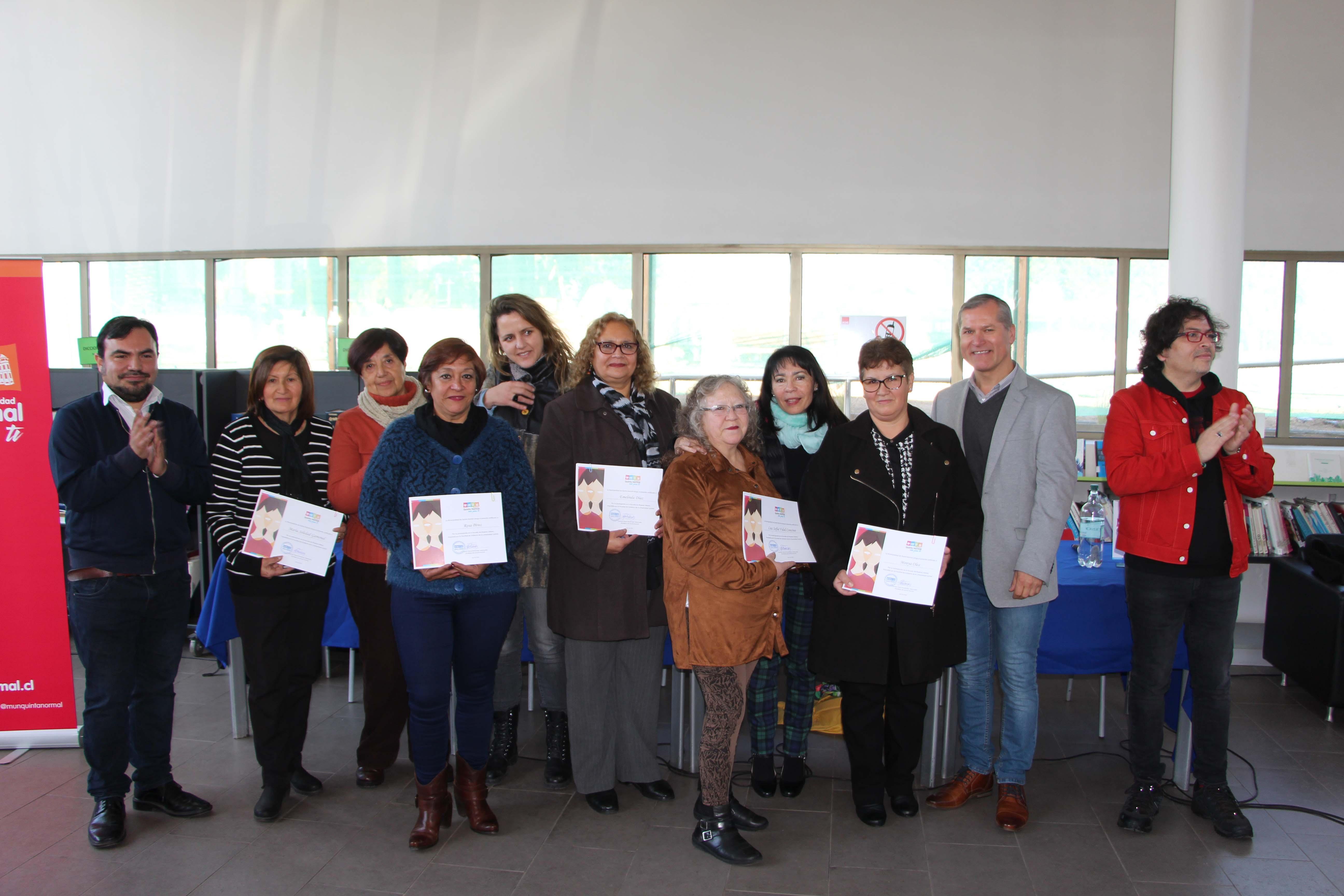 Quintanormalinas participan en Encuentro de Mujeres Líderes