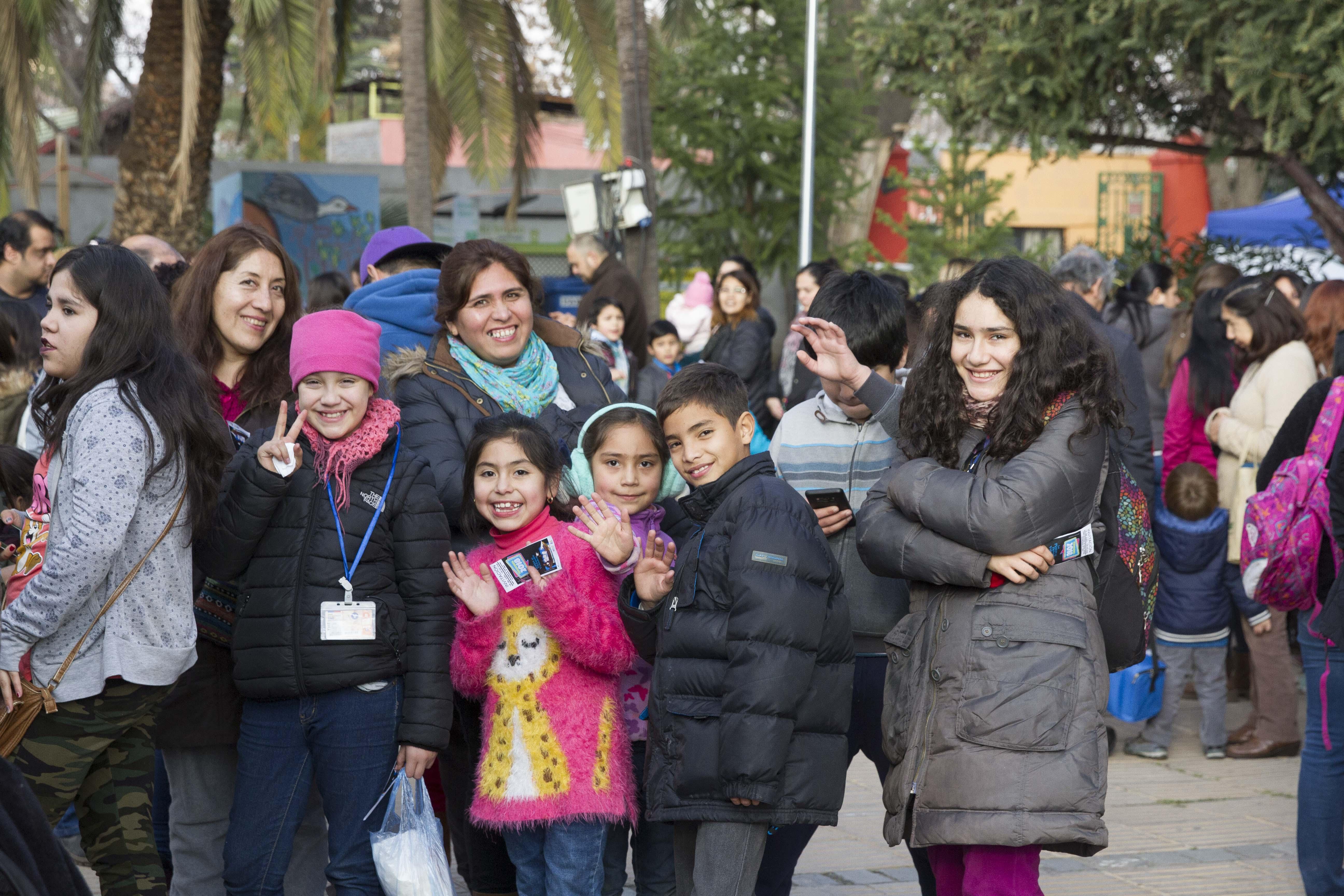 Cientos de niños ya han disfrutado de Vacaciones Entretenidas
