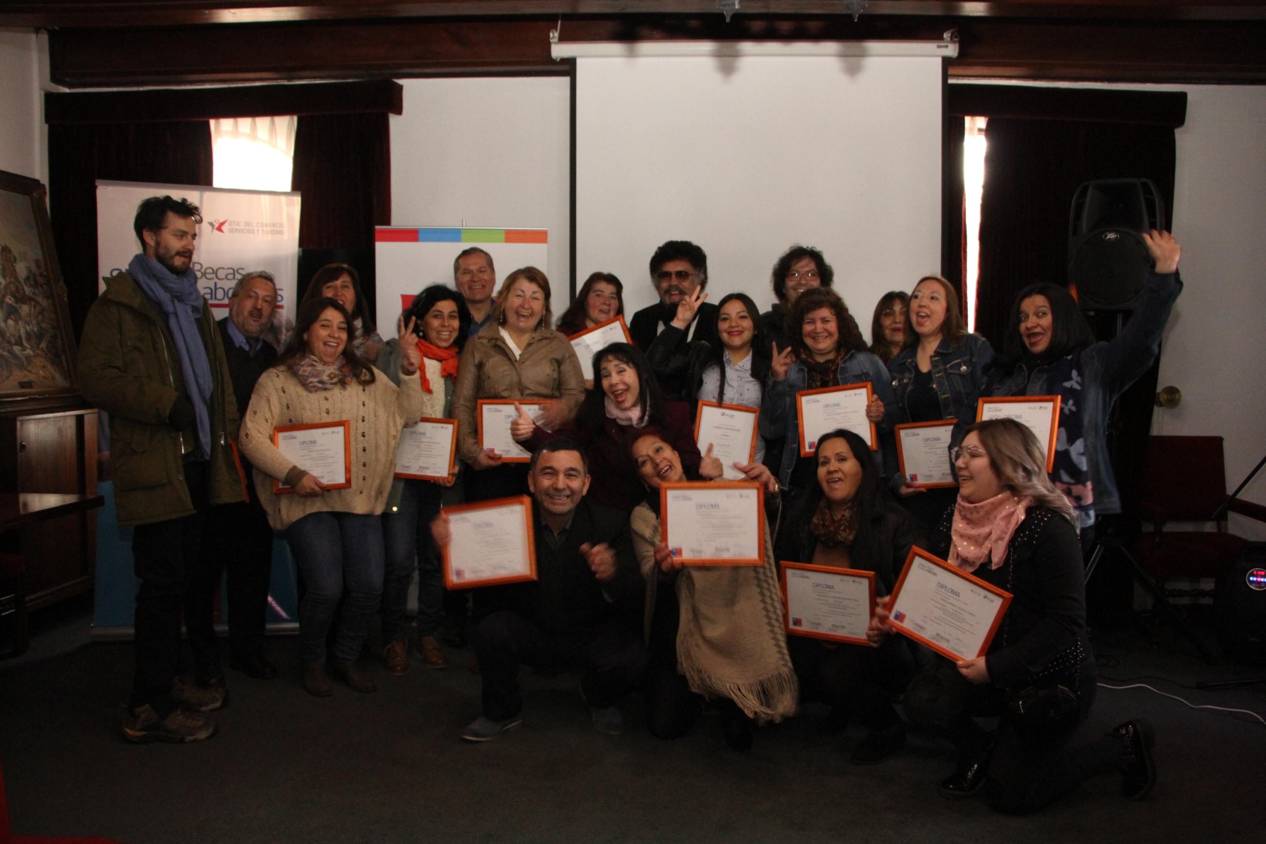 Quintanormalinos se certifican gracias a cursos de Omil