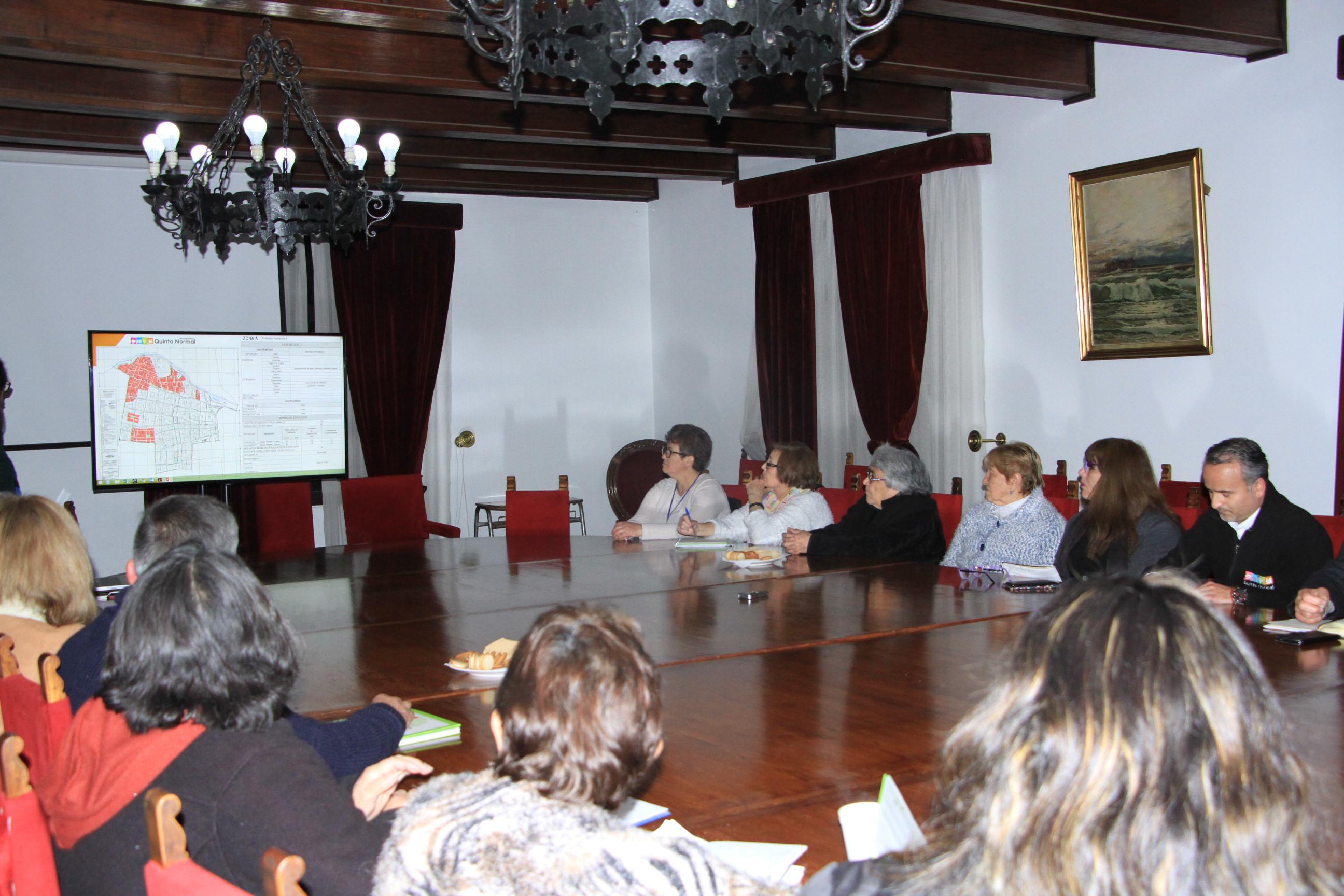 Comienzan presentaciones de la actualización del Plan Regulador Comunal