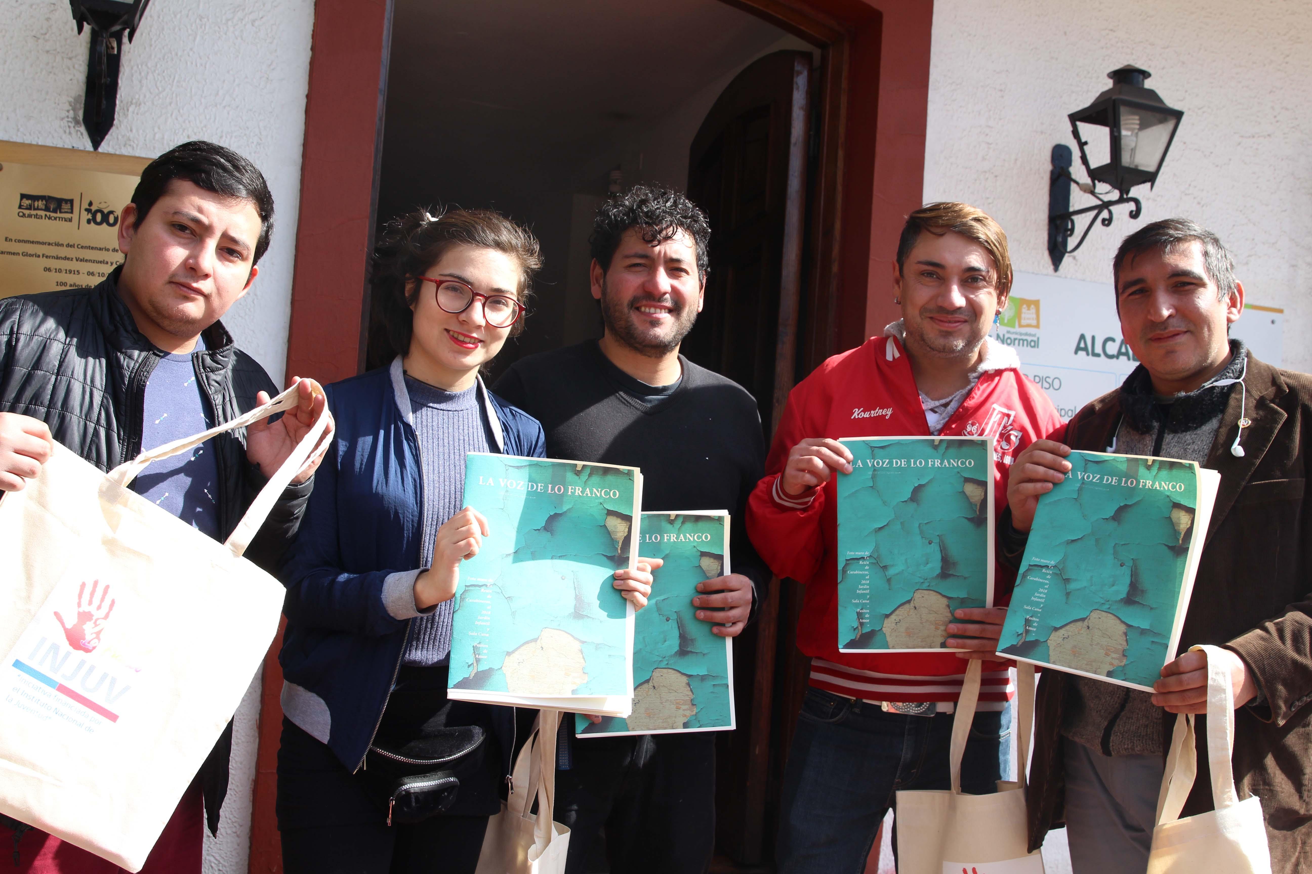 La Voz de Lo Franco: Nuevo periódico vecinal
