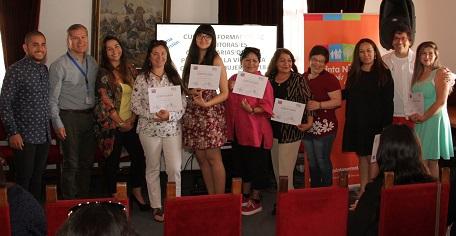 Certificación Monitores Contra la Violencia de Género