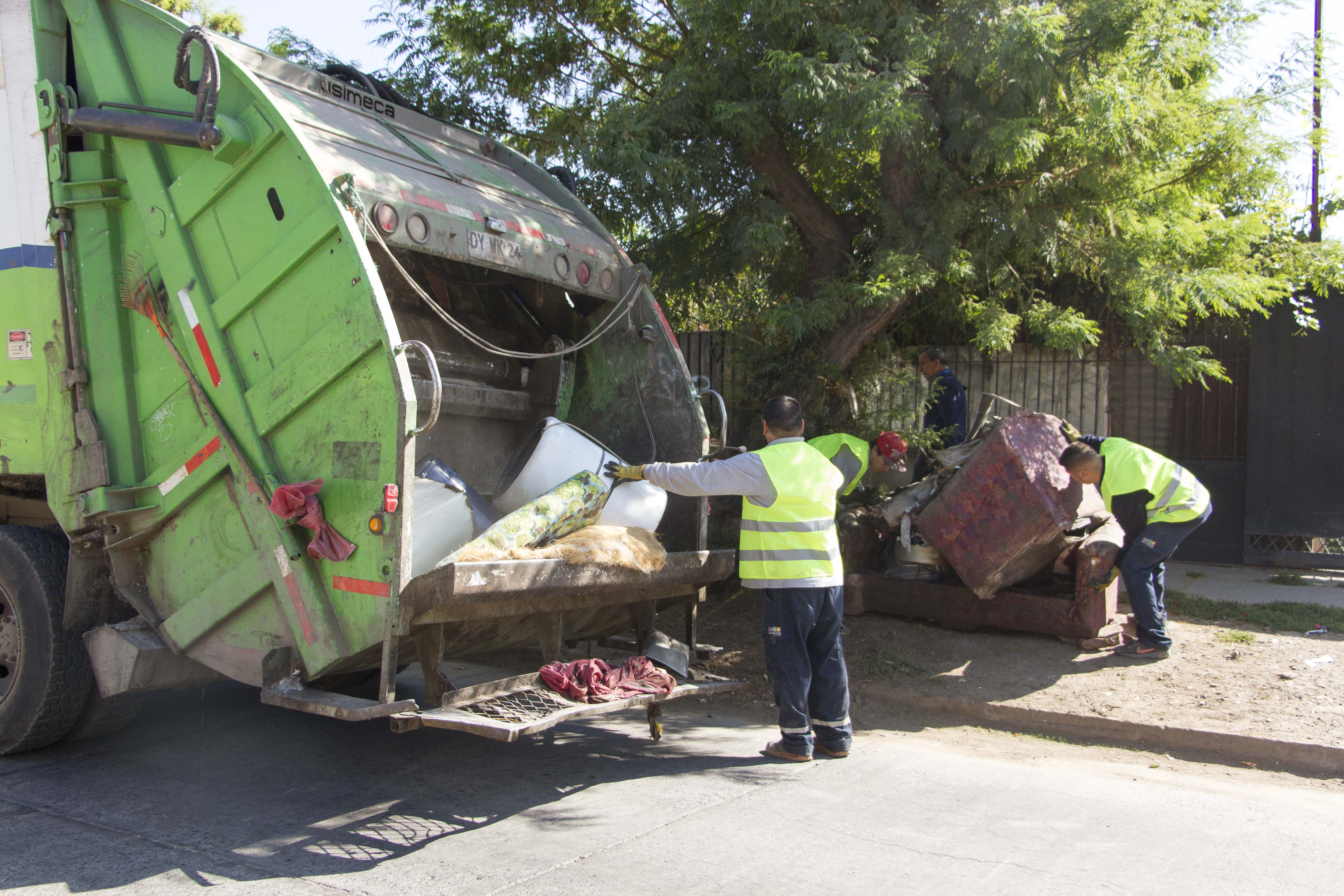 Municipio activa Plan de Contingencia por paro de la basura