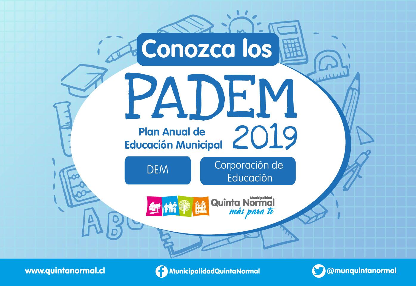 Leer los PADEM 2019