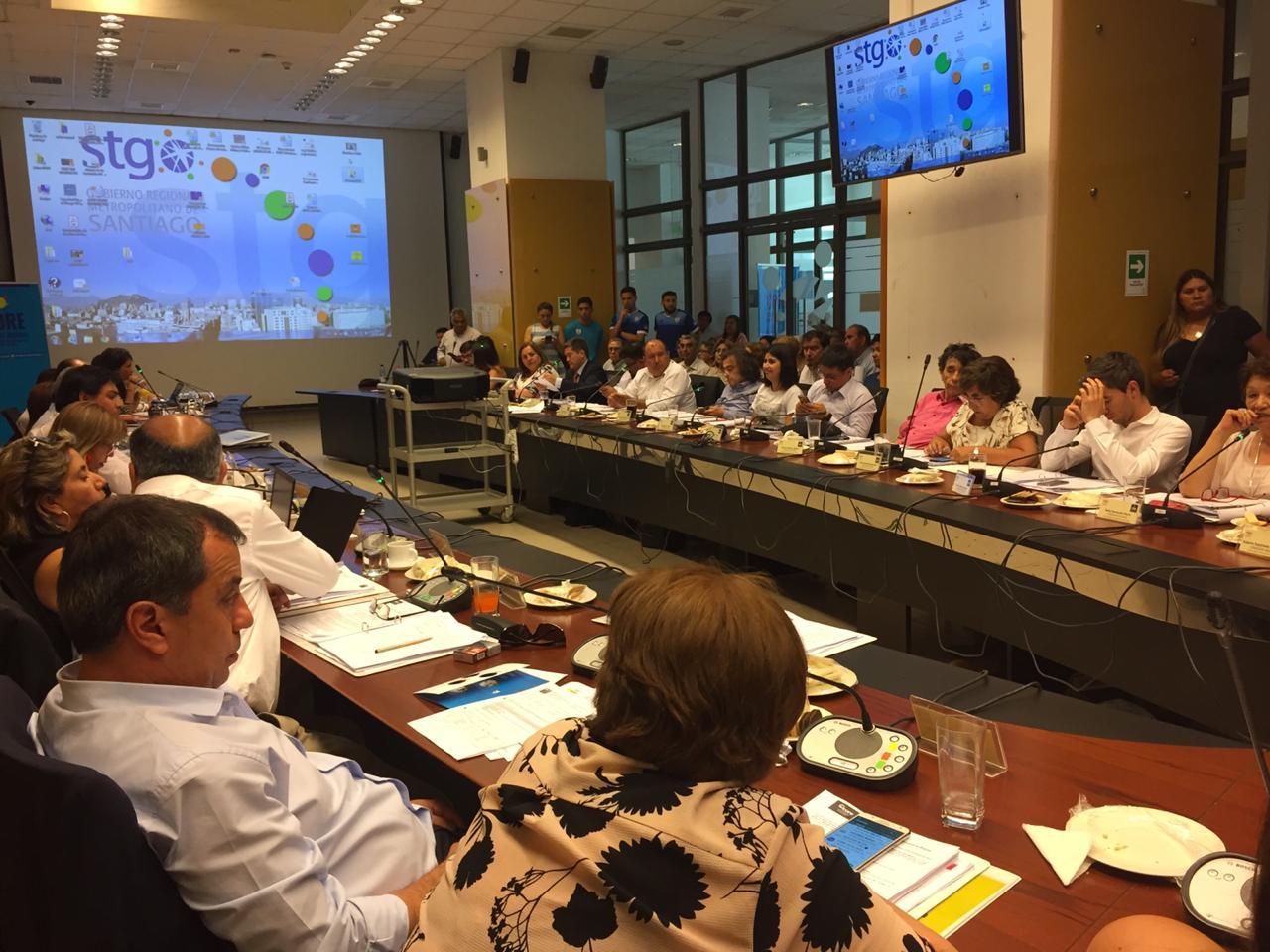 Consejo Regional aprueba recursos para terminar estadio Bernardo O´Higgins