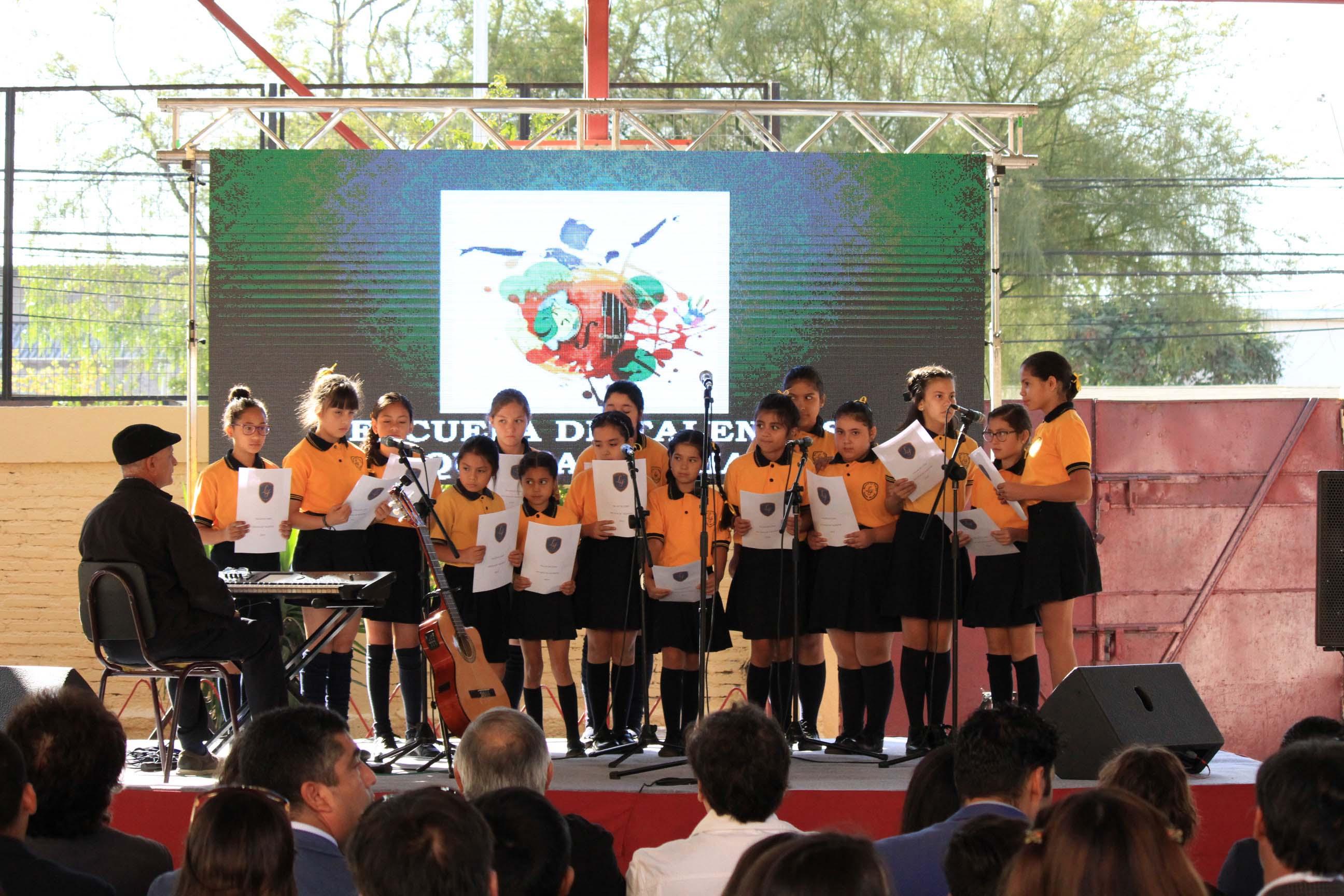 Con énfasis en educar para la equidad, se inauguró el año escolar