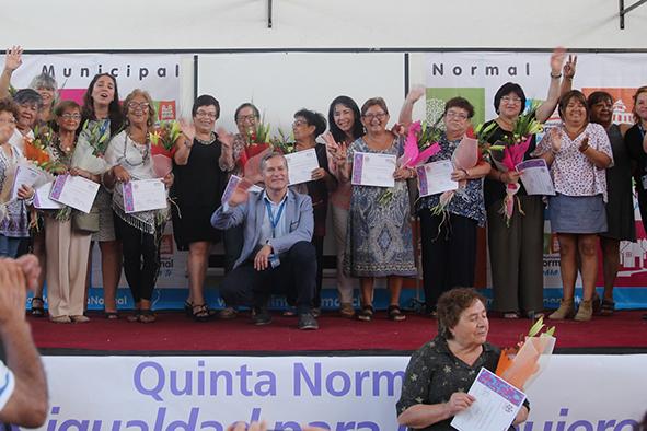 Encuentro de Dirigentas en el Mes de la Mujer
