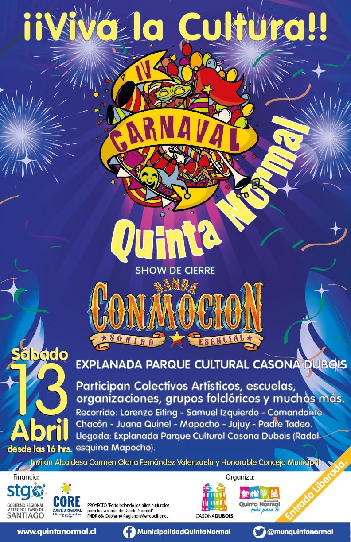 Carnaval de Quinta Normal