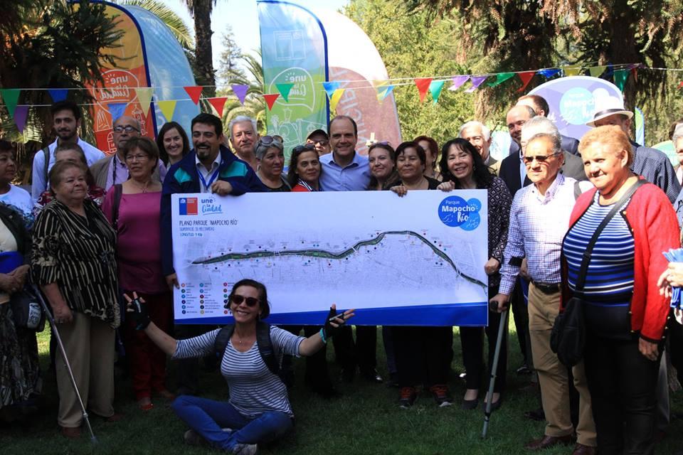 Cierre Etapa Participativa Proyecto Parque Mapocho Río