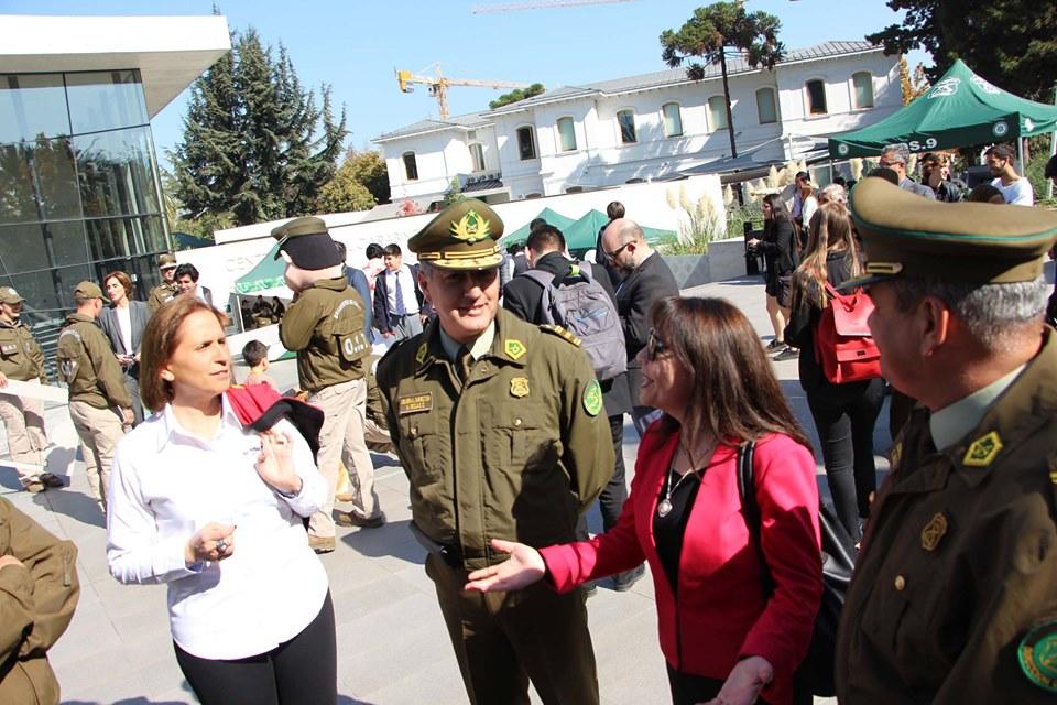 """Alcaldesa participa en lanzamiento del Plan """"Estudia sin drogas"""""""