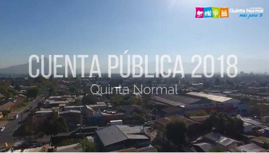 Video de proyectos 2018 Cuenta Pública