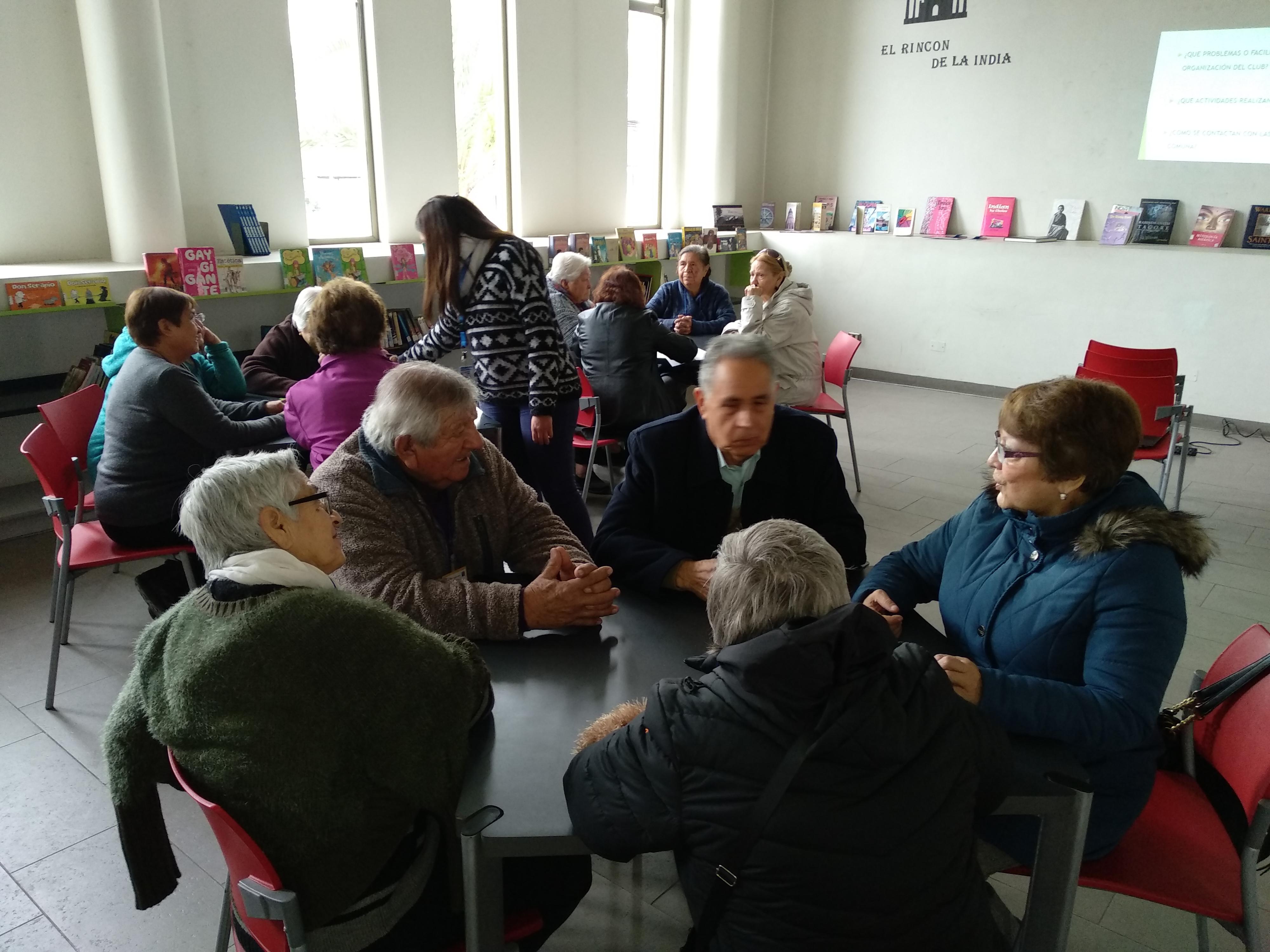 Encuentro Intercomunal del Programa Vínculos