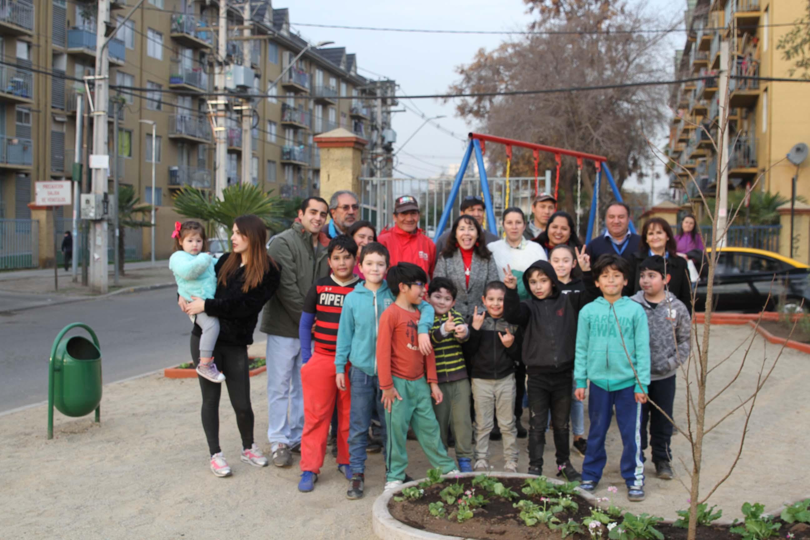 Municipio recupera espacios para los vecinos