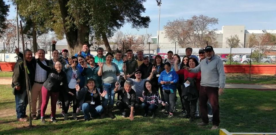 Municipio recupera plaza Catamarca