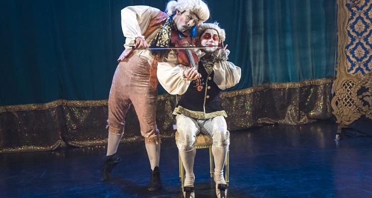 """Este viernes, imperdible circo contemporáneo """"Il Concerto"""""""