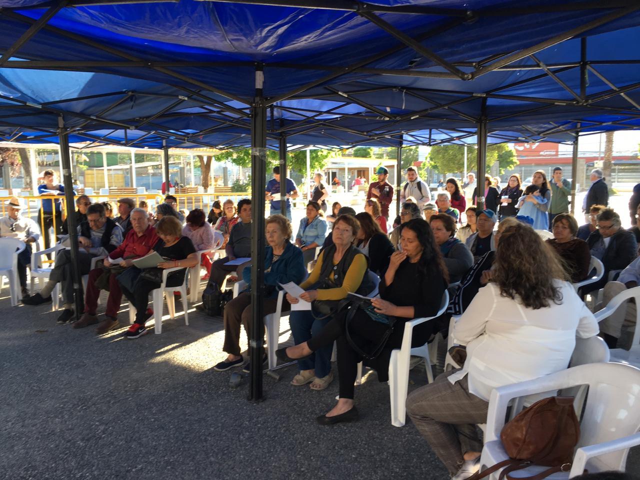 Quinta Normal se organiza en Cabildos Ciudadanos