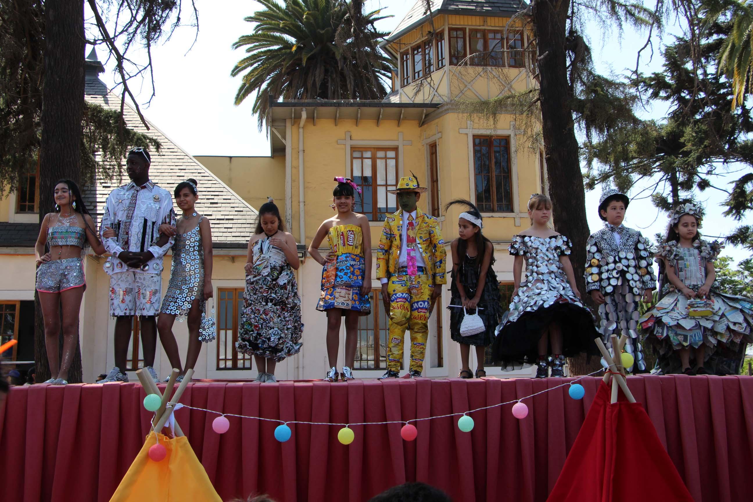 Exitosa Feria Medio Ambiental