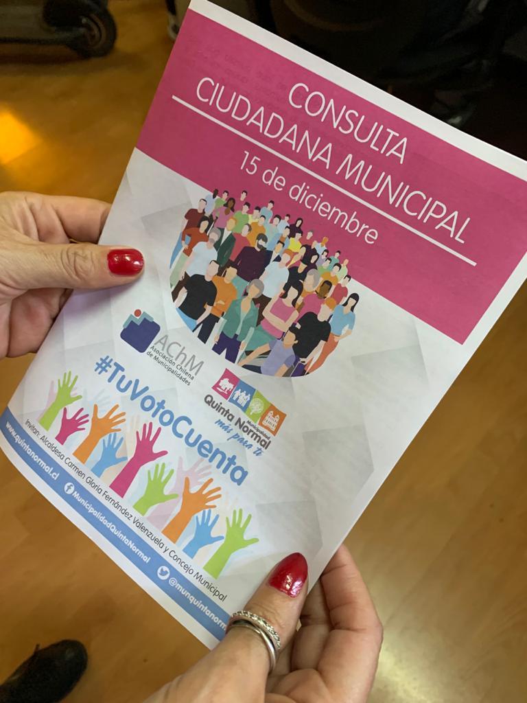 Municipio inicia proceso informativo sobre Consulta Ciudadana