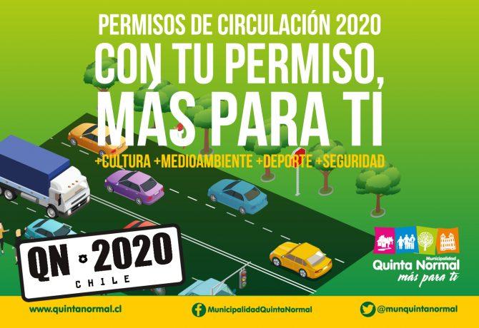 Permiso de circulación 2020
