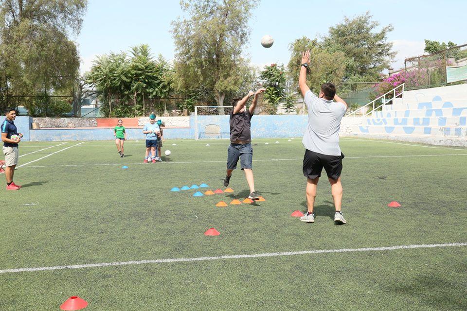 Cormudep fomenta el deporte y la vida sana en Vacaciones