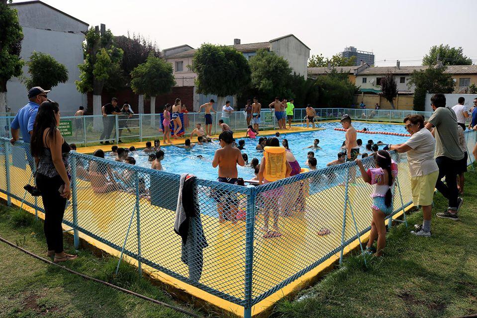 Estudiantes de establecimientos municipales disfrutan Escuelas de Verano