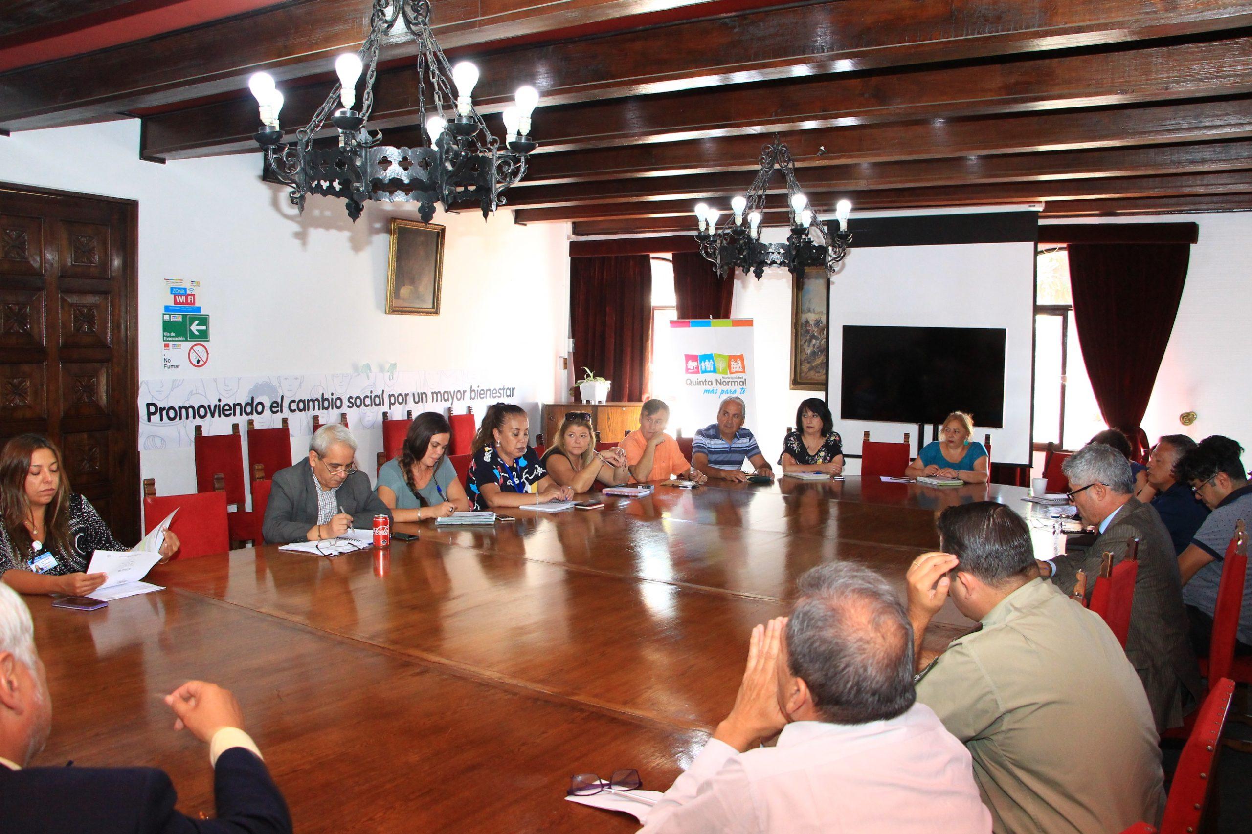 Alcaldesa encabeza reunión multisectorial para enfrentar el Coronavirus