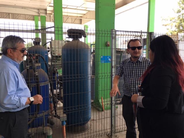Empresa Yanguas colabora con cuidado de agua