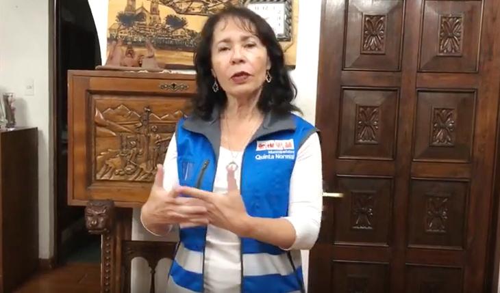 Alcaldesa rechaza Ley que prórroga Permiso de Circulación
