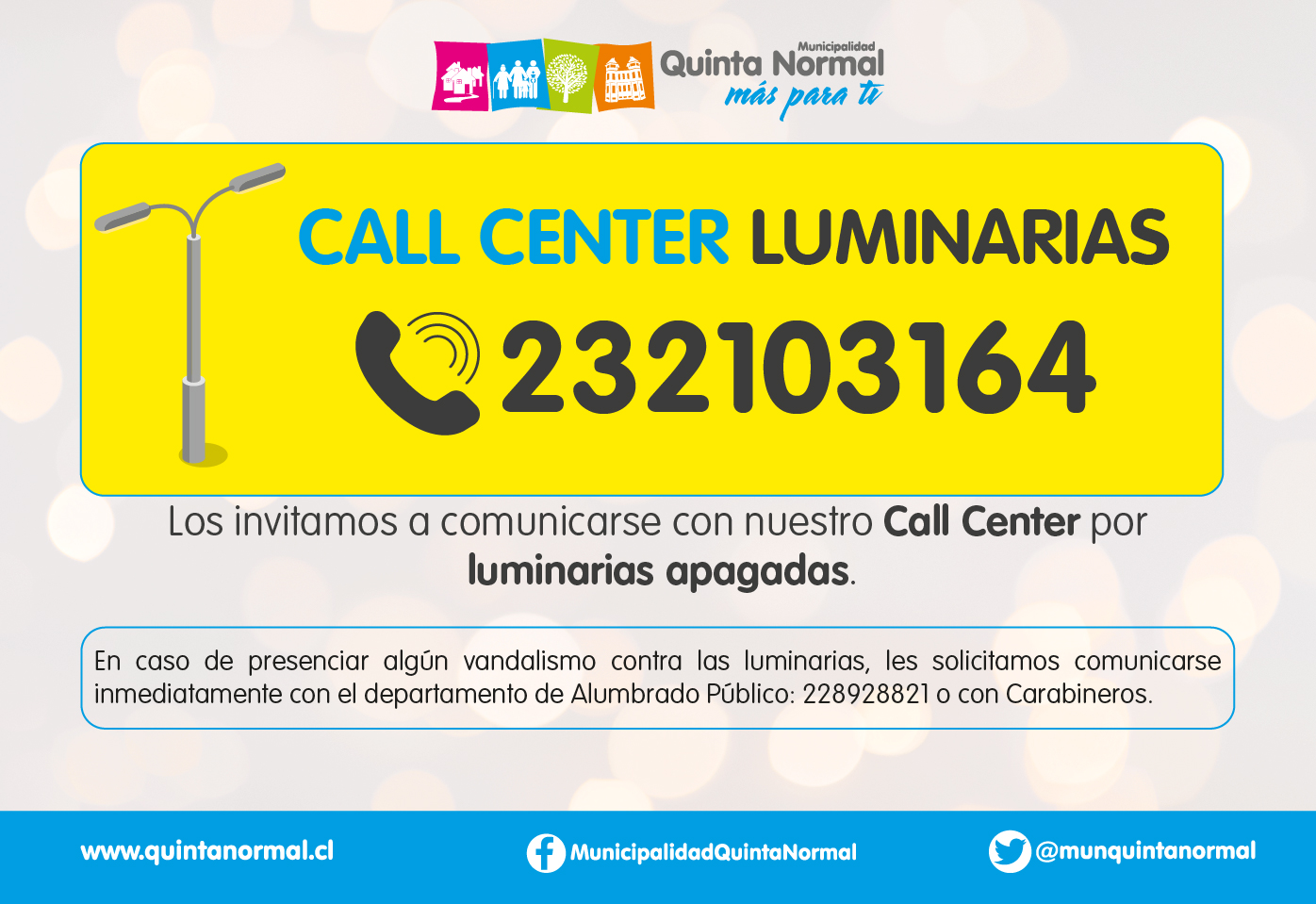 Call Center Luminarias